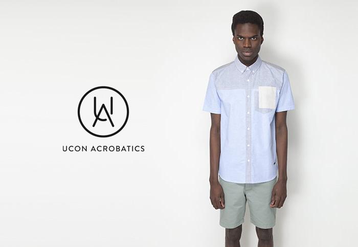 Ucon – pánské oblečení jaro/léto 2014