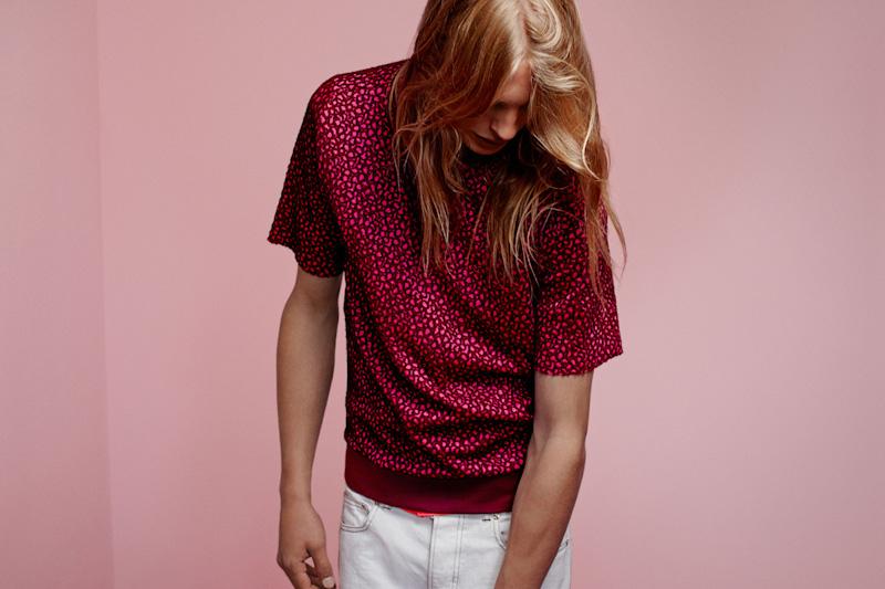 Paul Smith – pánské oblečení – lookbook jaro/léto 2014