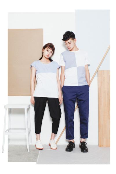 Aloye – dámské tričko, kalhoty, pánské tričko, kalhoty
