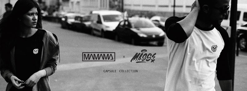 MAMAMA – x Mark Goss, kolekce oblečení