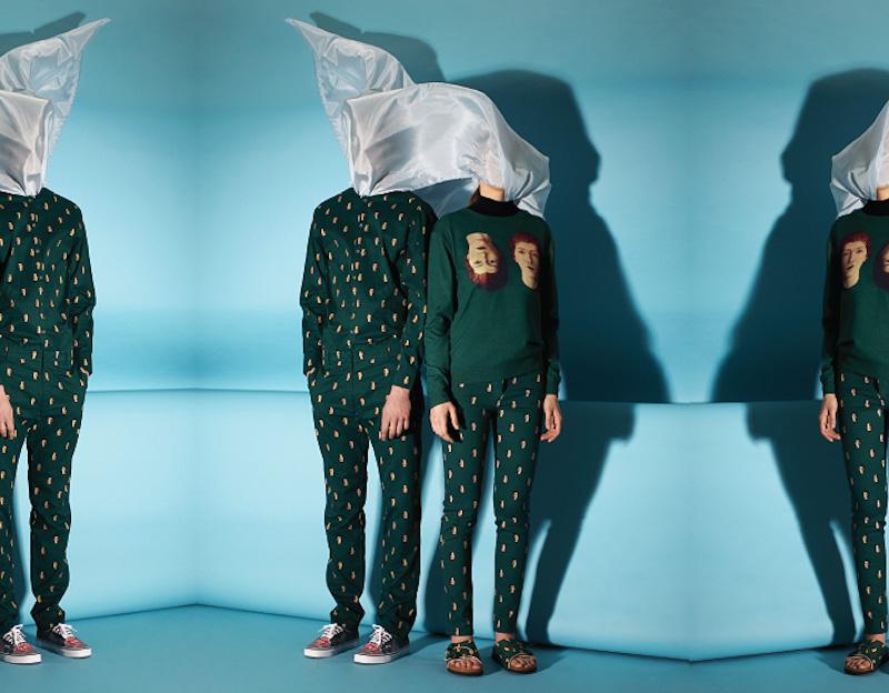 Opening Ceremony – surrealistické oblečení René Magritte