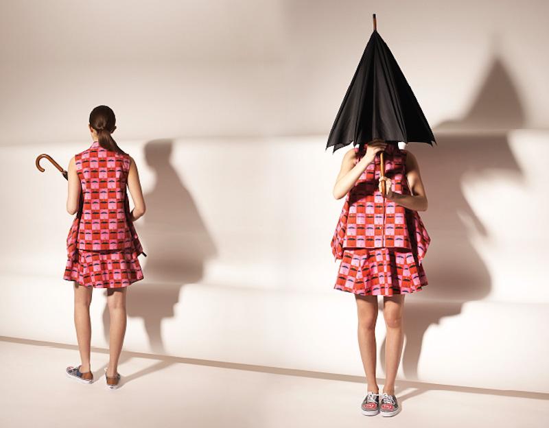 Opening Ceremony – surrealistické šaty, René Magritte