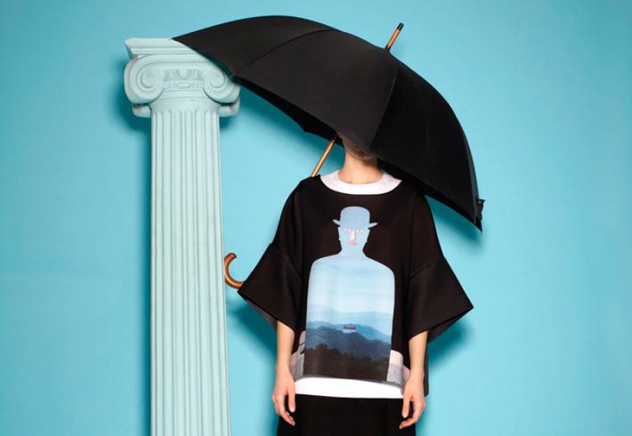 6a3035bc6c2 Opening Ceremony X Rená Magritte – kolekce oblečení