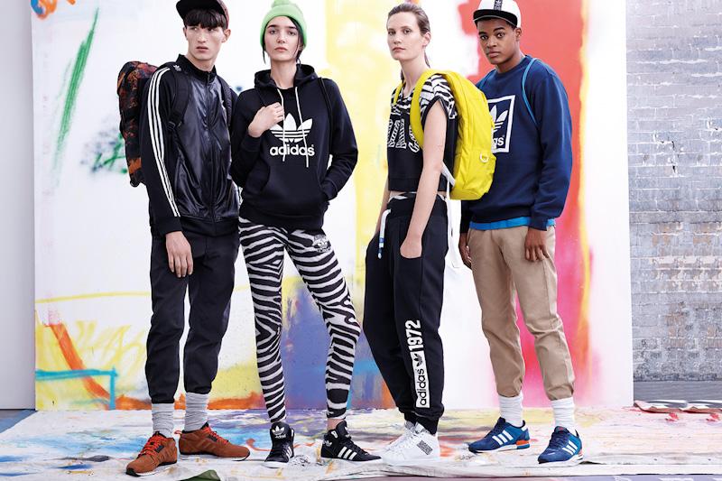 adidas Originals – dámské oblečení, pánské oblečení, boty