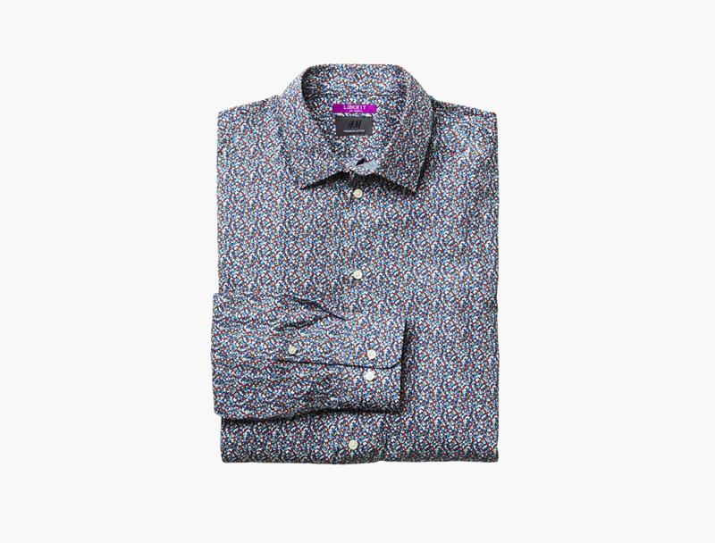 Vzorovaná pánská košile Liberty London & HM