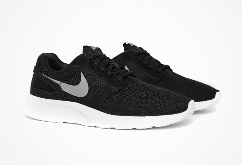 Nike Kaishi – černé boty, běžecké tenisky, pánské a dámské