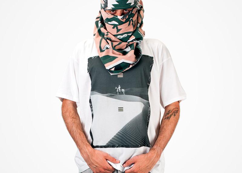 Apollo Krieg – bílé tričko s potiskem