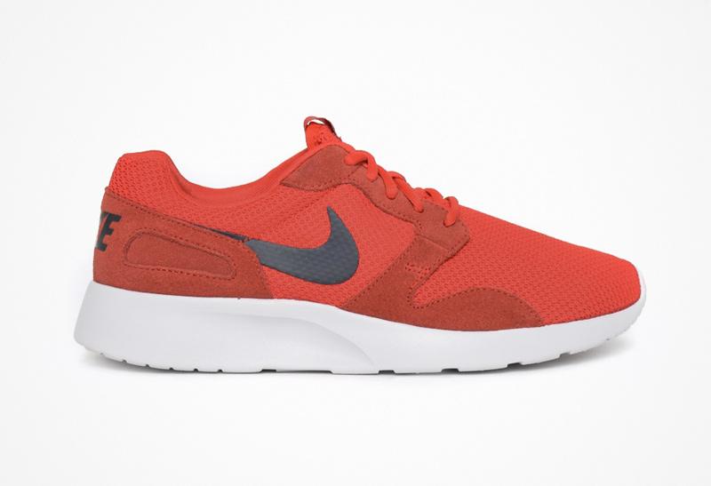 Nike Kaishi – červené boty, sportovní, pánské a dámské