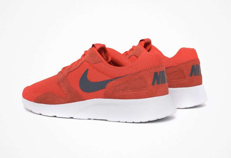 Nike Kaishi – červené tenisky, běžecké boty, pánské a dámské