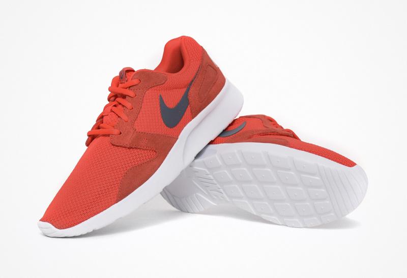 Nike Kaishi – červené boty, běžecké tenisky, pánské a dámské