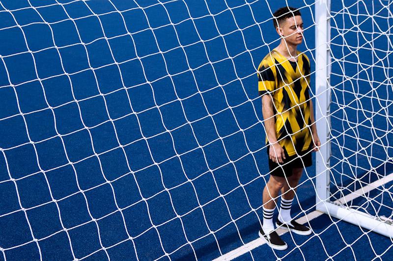 CTRL+C – žluto-černý fotbalový dres