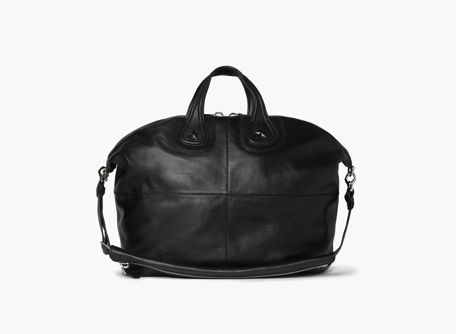 Givenchy – kožená černá taška do ruky, přes rameno