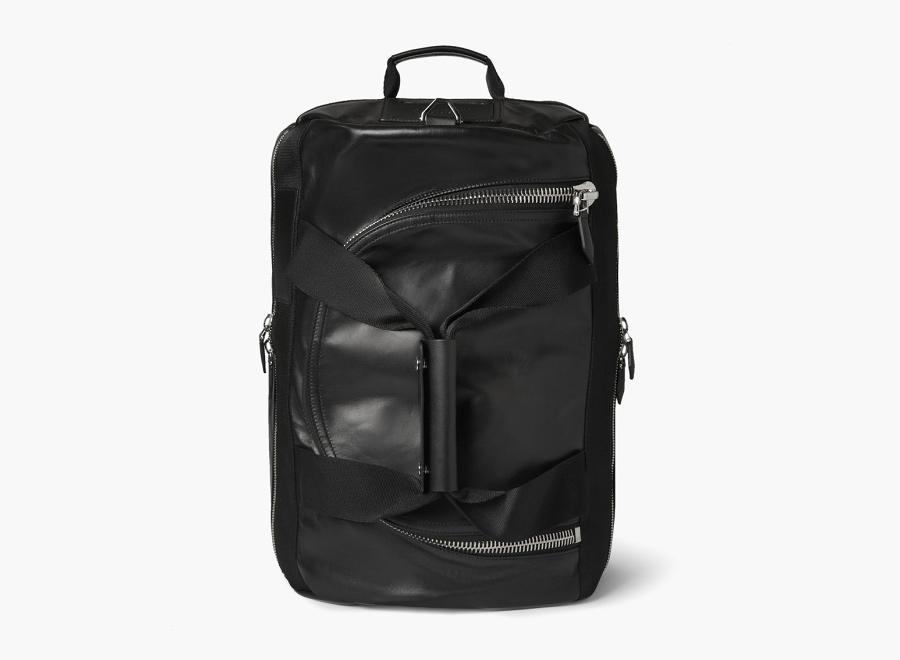 Givenchy – kožená taška, černá