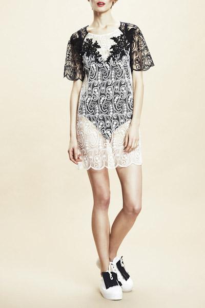 Asli Filinta – krajkové letní šaty