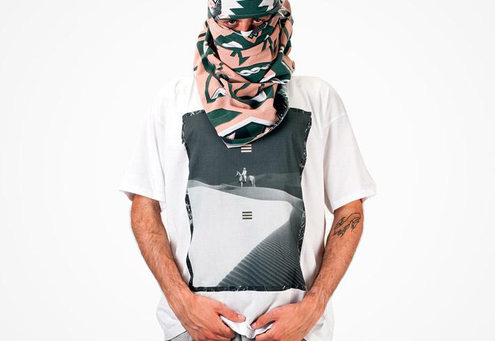 Apollo Krieg – psychedelická kolekce oblečení Arab