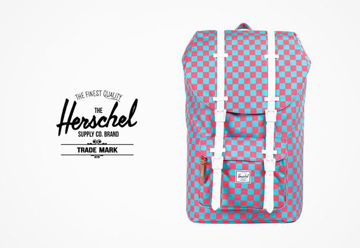 Batohy, tašky Herschel Supply – kolekce Picnic