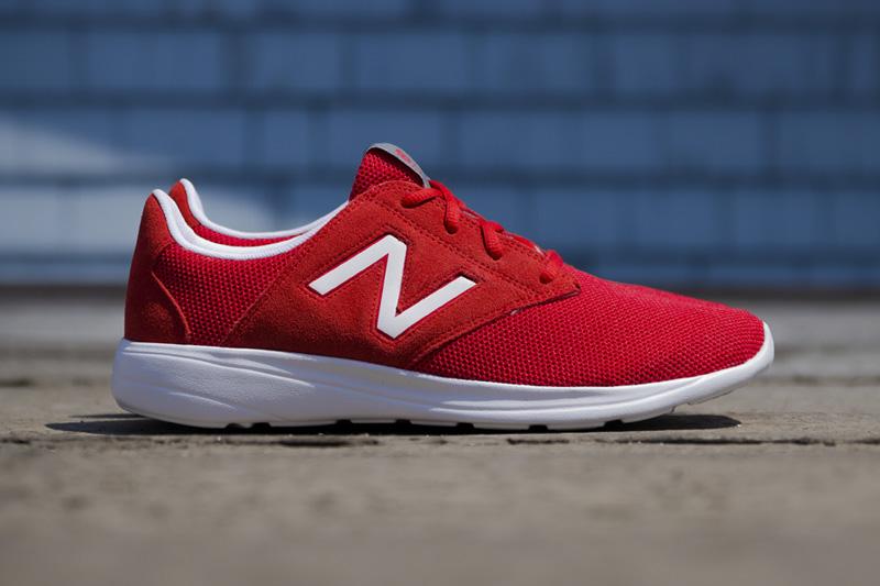 Boty New Balance 1320 – červené běžecké tenisky, pánské, dámské