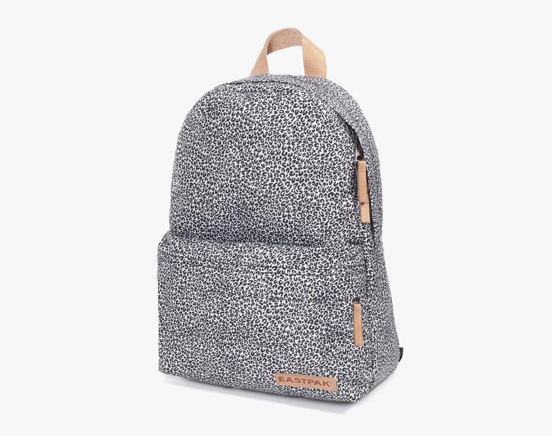 Eastpak – stylový leopardí batoh na záda