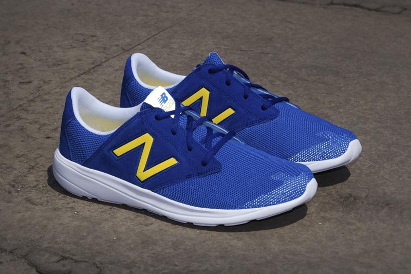 Boty New Balance 1320 – modré běžecké tenisky, pánské, dámské