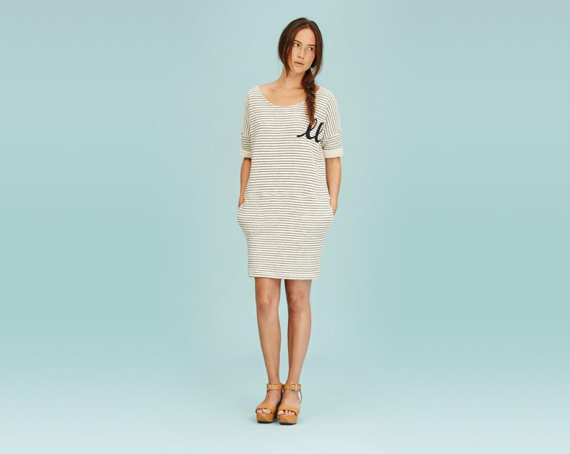 Libertine-Libertine – dámské oblečení – proužkované letní šaty