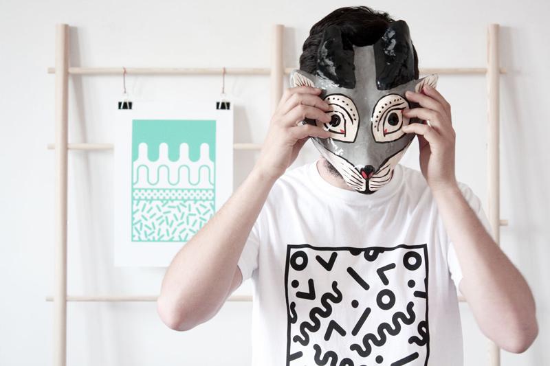 Noway – pánské tričko s potiskem