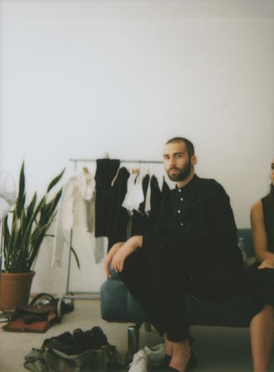Omniboys – černá pánská košile