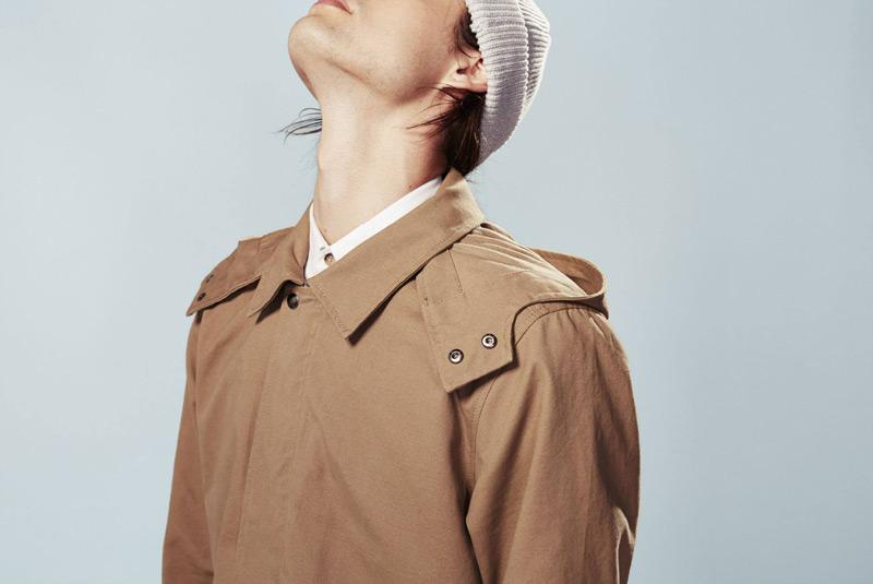 Huffer – steetové oblečení, pánská podzimní bunda