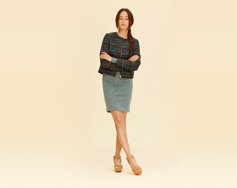 Libertine-Libertine – dámské oblečení – bunda do pasu, šaty