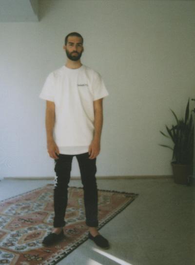 Omniboys – bílé tričko