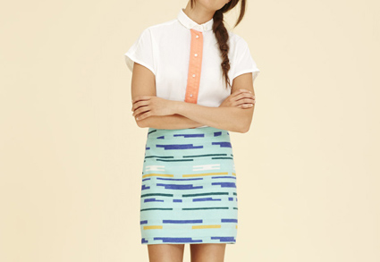 Libertine-Libertine – dámské oblečení jaro/léto 2014