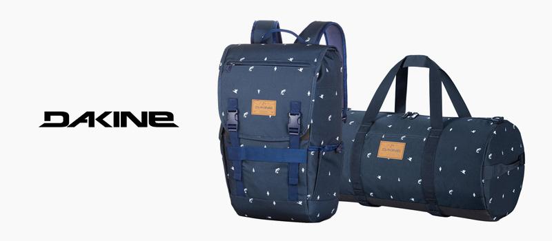 Batohy a tašky Dakine – batohy na záda, školní a městské batohy,