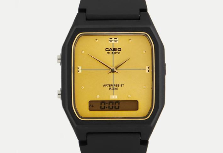 Hodinky Casio AW48HE-9A – pánské/dámské