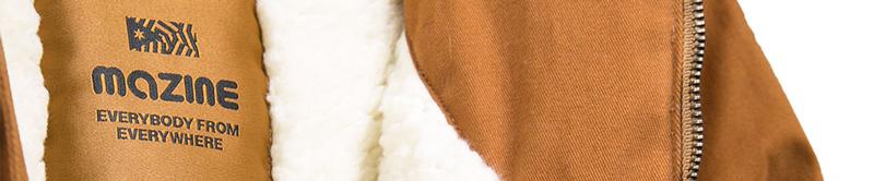 Mazine – dámské zimní bundy a parky