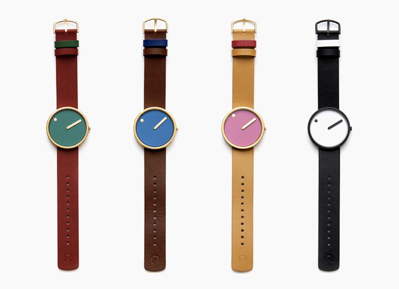 Rosendahl Picto – designové minimalistické hodinky, náramkové, pánské a dámské