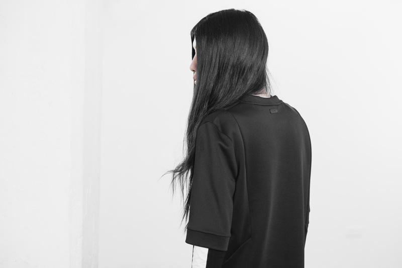 Represent Clothing – černé tričko – krátký rukáv