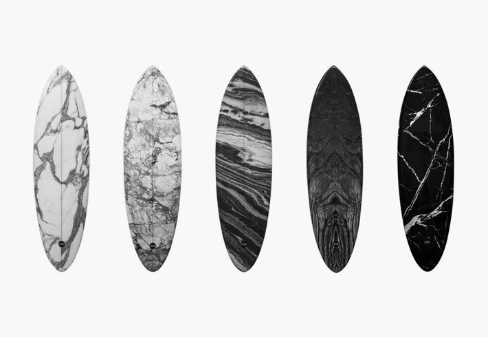Alexander Wang x Haydenshapes – surf prkna se vzorem