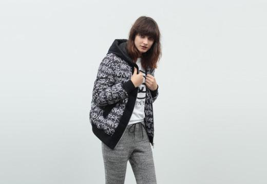 Stussy – dámské oblečení – podzim/zima