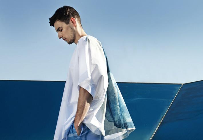 Filip Hieke – streetwear fashion – pozvánka na přehlídku