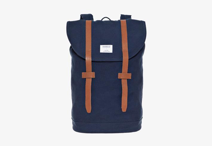 Plátěný batoh Sandqvist Stig