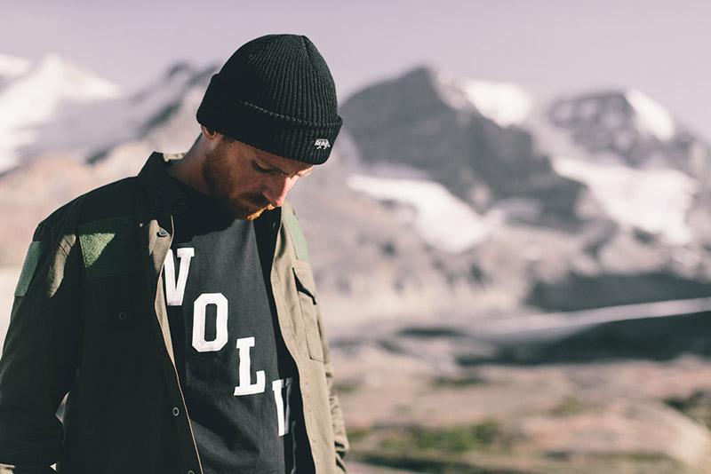Raised by Wolves – pánská zelená košile/blůza s dlouhým rukávem | Pánské podzimní/zimní oblečení