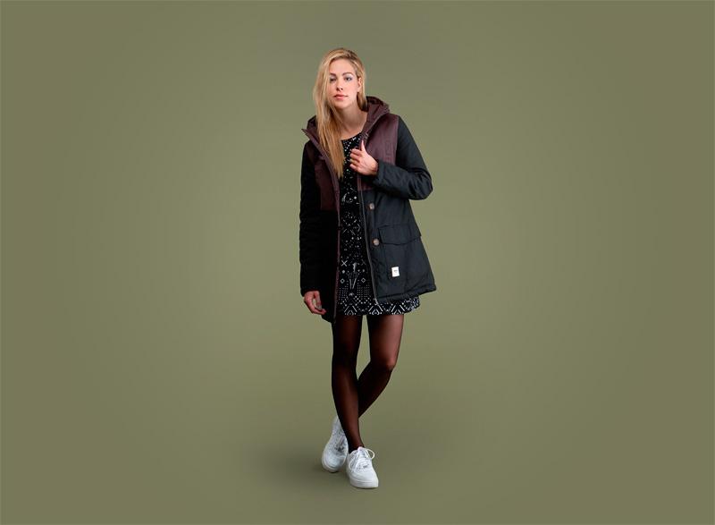 Wemoto – dámská zimní bunda s kapucí | Dámské podzimní/zimní oblečení