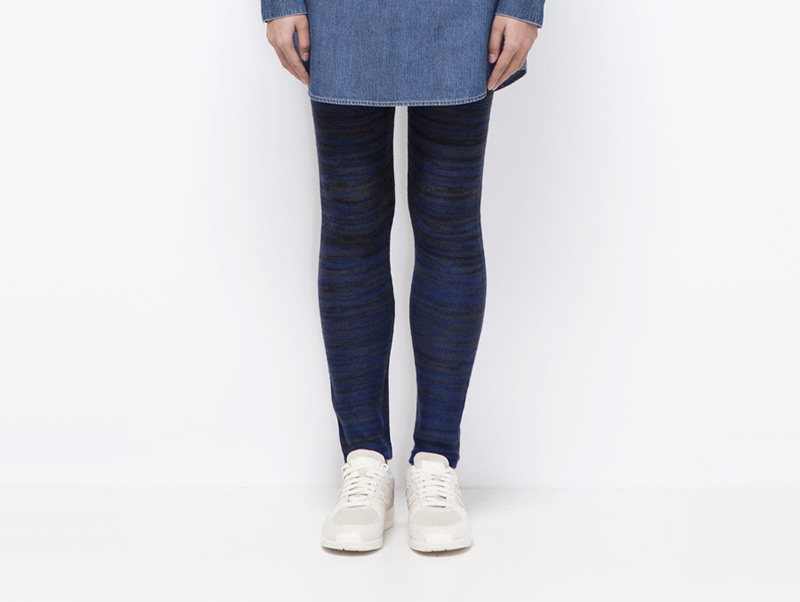Ucon Acrobatics – modré dámské legíny | Dámské značkové oblečení