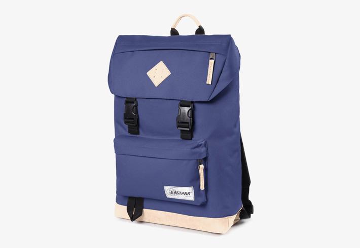 Plátěné stylové batohy Eastpak — model Rowlo