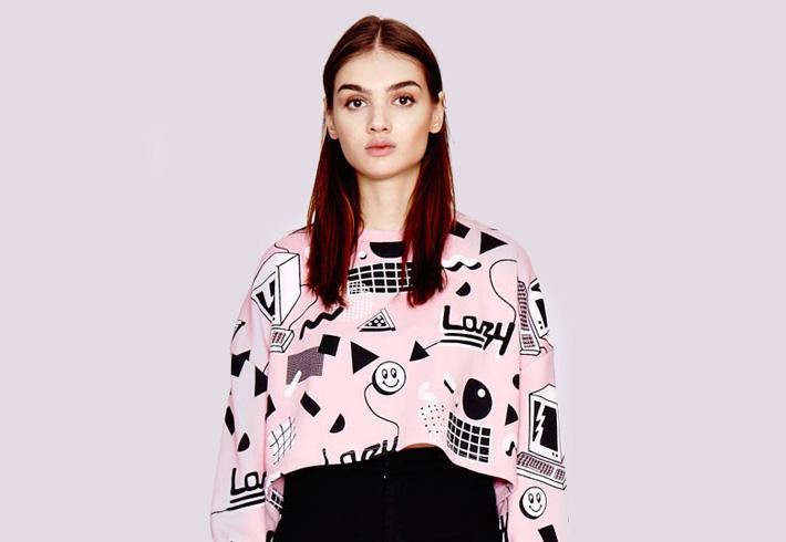 Lazy Oaf – dámské oblečení – podzim 2014