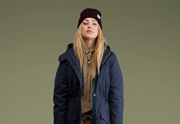Wemoto – dámské oblečení – podzim/zima 2014