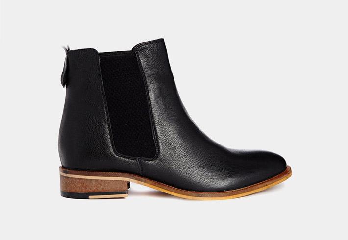 Boty perka — Chelsea boots — dámské