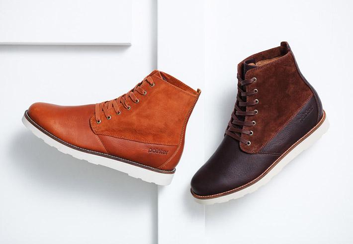 Podzimní a zimní boty Pointer