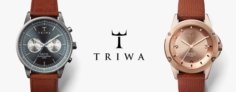 Hodinky Triwa – pánské a dámské – | Náramkové luxusní hodinky