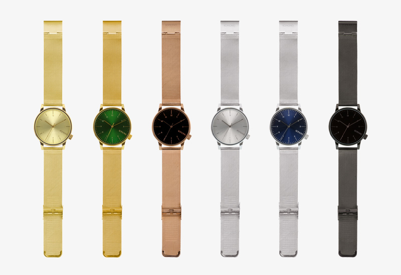 Hodinky Komono Winston Royale | Pánské a dámské náramkové hodinky