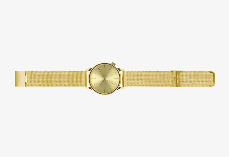 Hodinky Komono Winston Royale – zlaté barvy, gold | Pánské a dámské náramkové hodinky